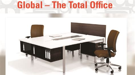 global total office raised the global total office boat