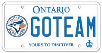choose a licence plate graphic ontario ca