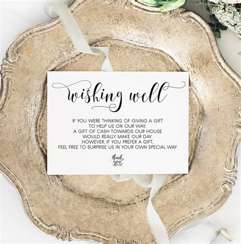 Thank You Cards For Wedding Gift But Did Not Attend
