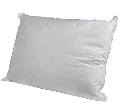 sealy posturepedic memory foam pillow with qvc