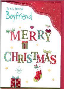 christmas boyfriend girlfriend english greeting cards  france