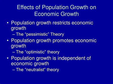 growth on ppt population growth and economic development powerpoint presentation id 446380