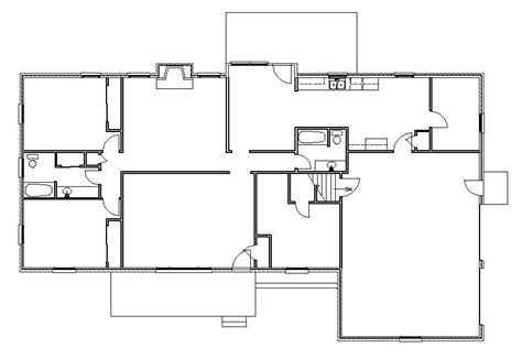 2nd floor addition floor plans ranch house addition plans ideas second 2nd story home