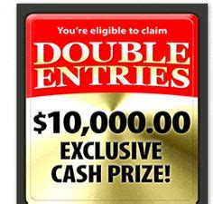 Pch Double Entries - pinterest the world s catalog of ideas