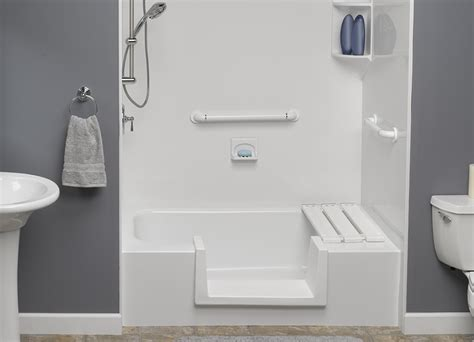 Bathroom Makeovers Rock Ar Accessibility Products Rock Bath Makeover Of Arkansas