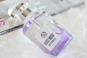 Parfum The Shop White Musk the shop white musk eau de toilette review elise joanne