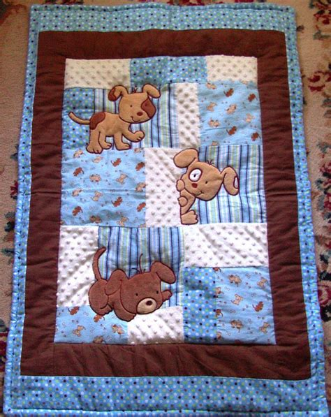 Patchwork Quilt For Baby Boy - baby quilts a collection of ideas to try about diy and
