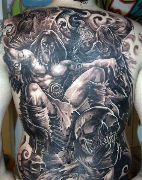 collection of 25 viking nordic designs collection of 25 back viking tattoos