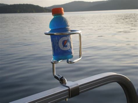 clip on boat cup holders pontoon deck boat cup holder buy 3 get one free