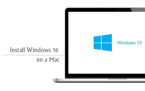 install windows 10 using bootc how to install windows 10 on a mac using boot c