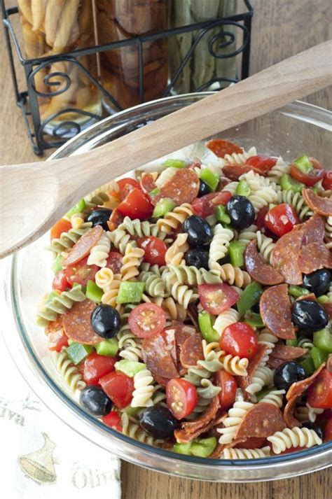 classic dinner recipes check out classic italian pasta salad it s so easy to