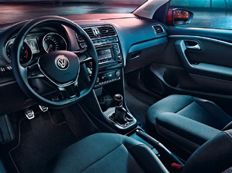 volkswagen polo 2017 interior polodriver archive special editions