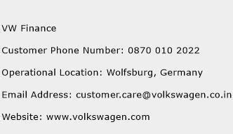 vw finance number vw finance customer service phone number vw finance contact number vw