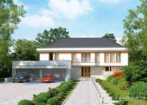 lk projekt gotowy projekt domu lk 1086 archido