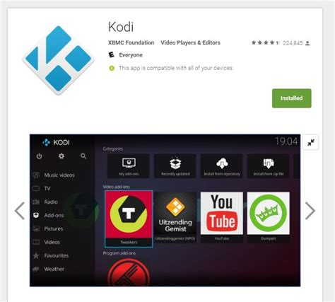 install kodi on android how to install kodi on android tv box