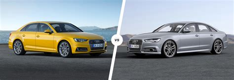 Audi Design Your Own by Stunning Audi A4 Vs A6 Size 96 For Your Design Your Own