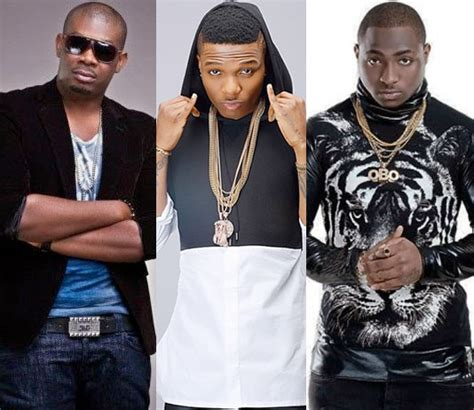 don jazzy wizkid davido among forbes richest africans independent news nigeria