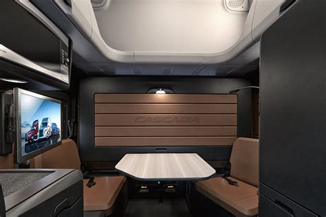 2014 Freightliner Cascadia Evolution Interior Dump The Current Model Cascadia Cause The New One Is