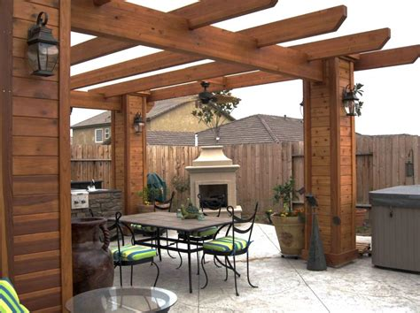 backyard pergola designs decks gazebos pergolas