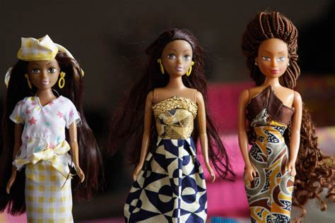 black doll nigeria of africa naija princesses take on voices