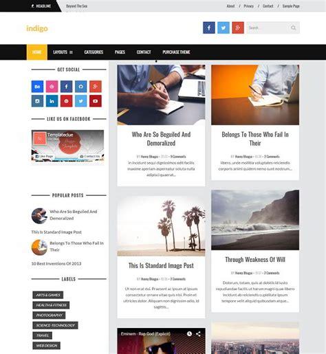 blog grid indigo grid based blogger template 187 abtemplates com