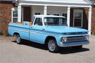 1965 Chevrolet Truck 1965 Chevrolet C 10 163389