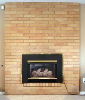 brick fireplace kris allen daily