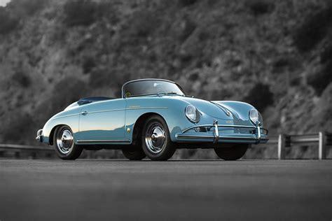 Porsche 356 A Speedster by 1958 Porsche 356 A Speedster Uncrate