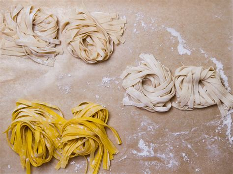 Handmade Pasta Recipe - the science of the best fresh pasta serious eats