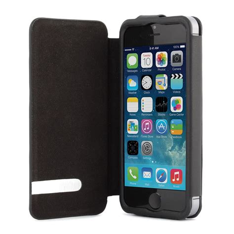 Casing Leather Back Cover Iphone 5 5s D leather for iphone 5s proporta