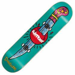 skate deck almost skateboards almost daewon song skate knife