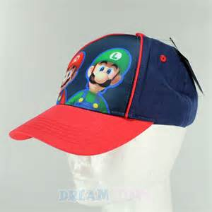 mario and luigi baseball hats images