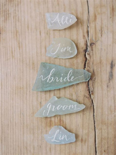 A Sea Of Placecards by 10 Drop Dead Gorgeous Wedding Ideas