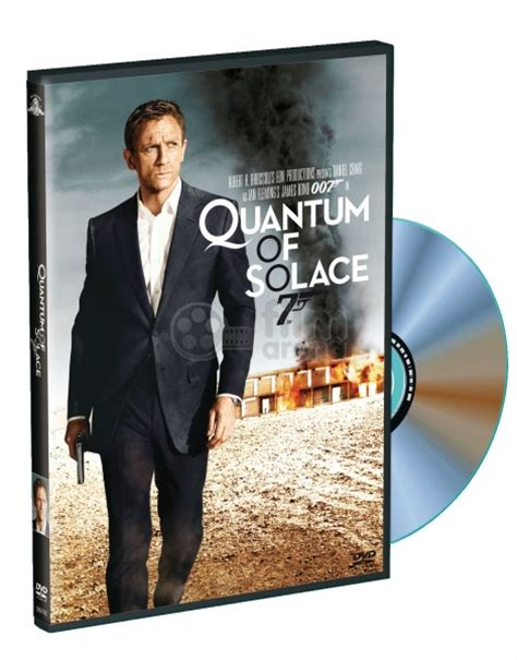 quantum of solace film senza limiti quantum of solace dvd