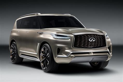 Home Design Brand by Infiniti Qx80 Aims To Be The Ultimate Upscale Luxury Suv