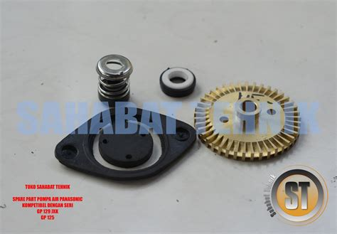 Panasonic Pompa Air Gp 129jxk jual spare part pompa air panasonic gp 129 jxk sahabat tehnik di omjoni