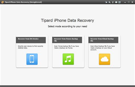 iphone 4 data recovery software free download full version tipard iphone data recovery 8 0 76