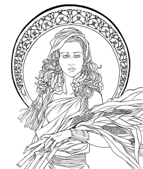 harvest of demeter goddess symbol harvest of demeter goddess symbol 10 interesting demeter