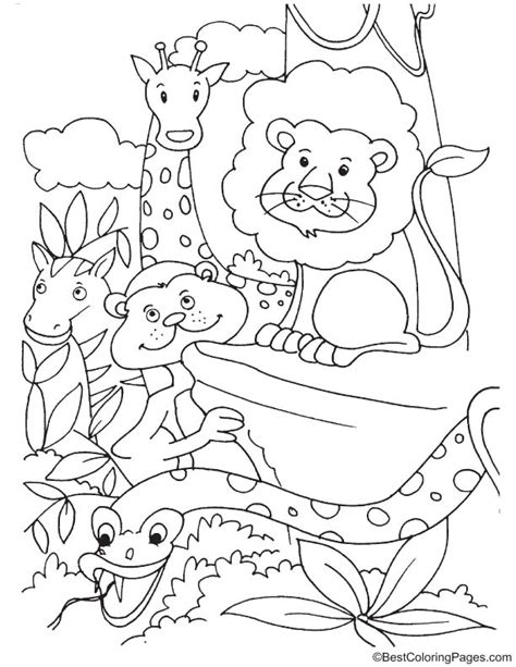 coloring pages endangered animals free endangered animals coloring pages
