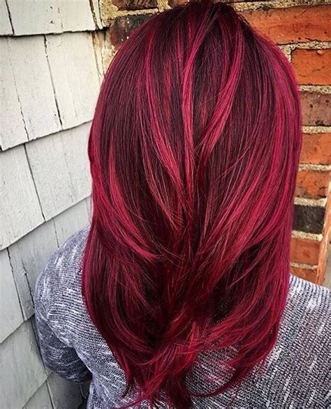 1000 ideas about raspberry hair color on