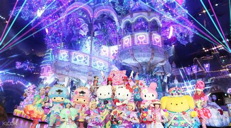 Ticket Sanrio Puroland Admission Japan Sanrio Puroland Admission Ticket Klook