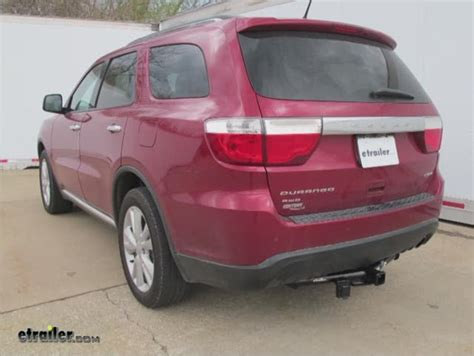 2013 dodge durango tow hitch trailer hitch by draw tite for 2013 durango 75713