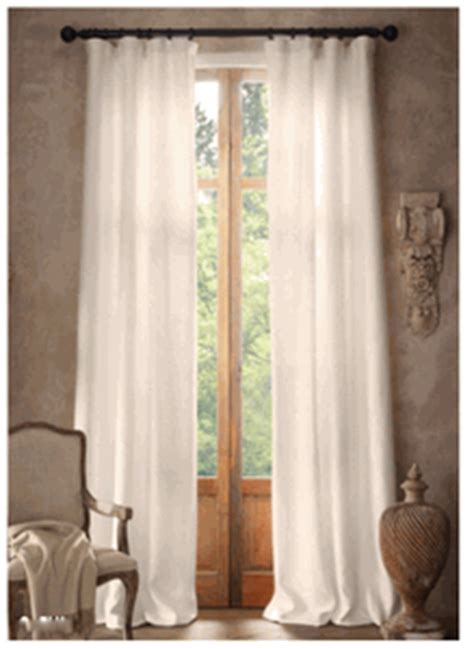 how to choose curtain width how to select the best curtain length for your windows