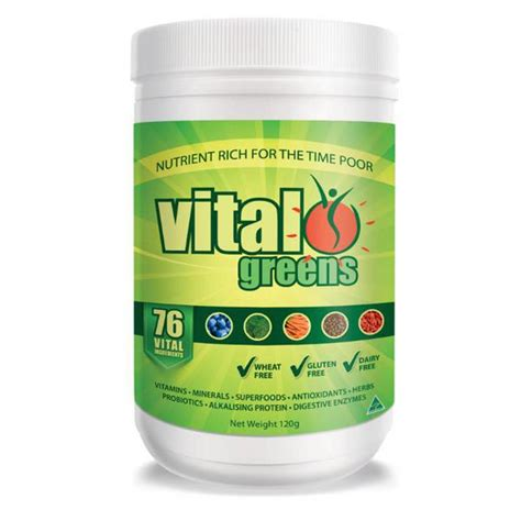 supplement greens supplement powder vital greens in 120g from vital greens