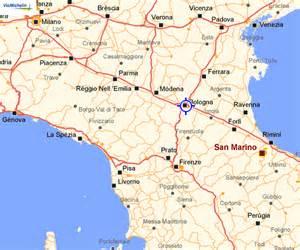 map of bologna map of italy bologna deboomfotografie