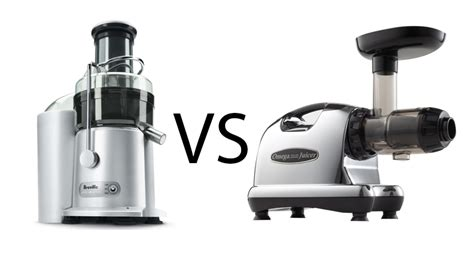 best centrifugal juicers centrifugal vs masticating juicer which one is best