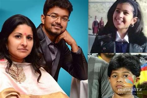 vijay family photos latest where is thalapathy vijay staying now tamil movie news