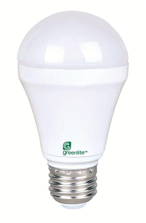 7w Led A19 5000k Dimmable Greenlite Bulb Hog Slat 5000k Led Light Bulbs