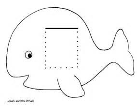 Preschool jonah and the whale by cori ann