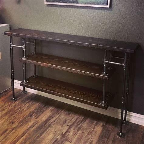 Plumbing Pipe Tv Stand by I Like The Floor Wall Color Isn T Bad Maybe A